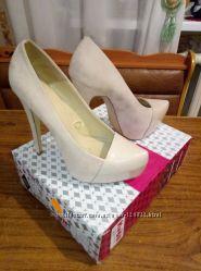 Крутезные туфли Zara Basic