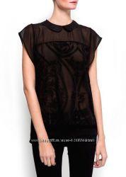 Новая блузка Манго