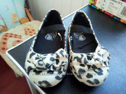 Стильные туфли с бантиком Childrens Place. Америка