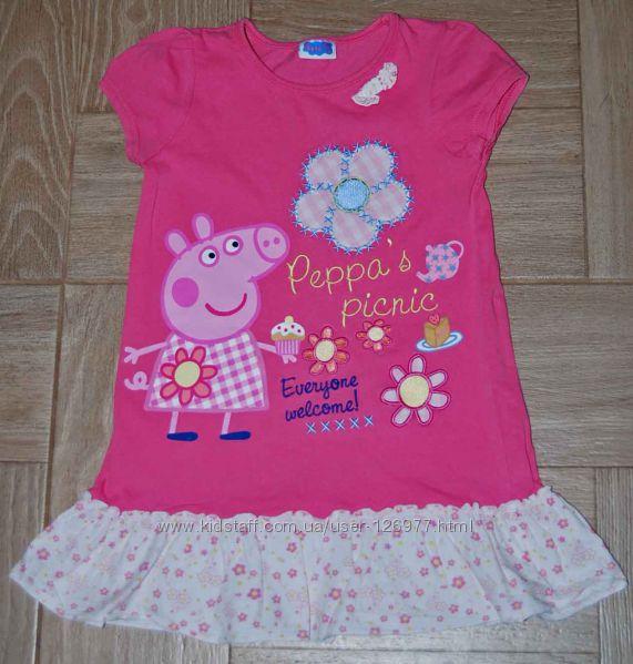 Платья, юбки - Next, MiniClub, Peppa на 2-7 лет