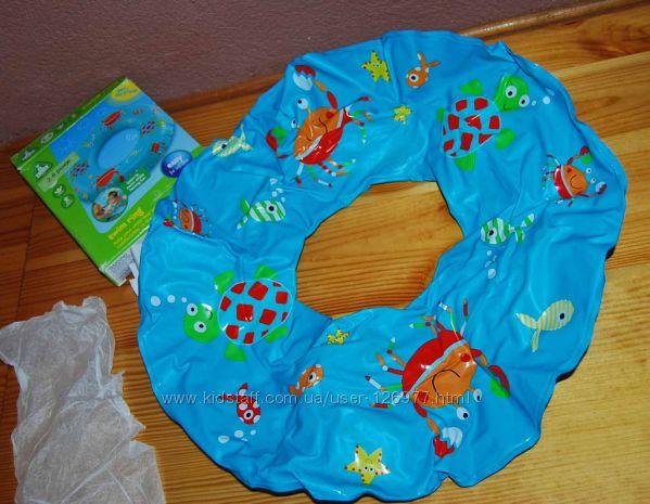 Плавательный надувной круг Early Learning Centre