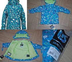 Термо куртка BURTON, на 4-6 лет с системой роста, новая