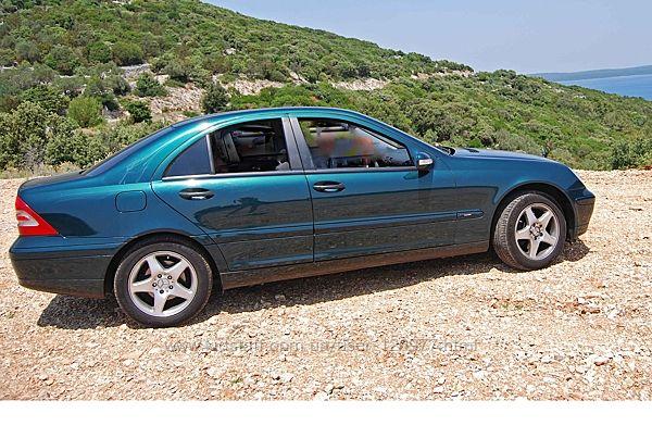 Комплект колес летняя резина MICHELIN на дисках R16 Mercedes
