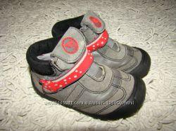Демисезонные ботинки Fisher-Price размер 22 14, 2 см по стельке