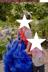 Красивое платье на выпускной в сад