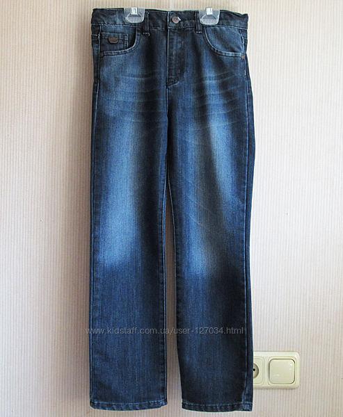 Отличные джинсы, р.134-140, от 7 до 9 лет