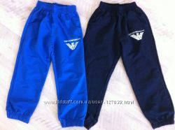 Качественные спортивные штаны на все случаи 92-140 размеры