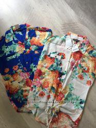Полная распродажа блузочек на лето.