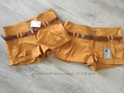Классические шорты с заниженной посадкой