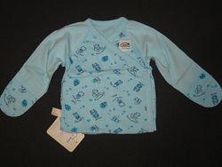 Smil десять распашонок для новорожденных 62р смил