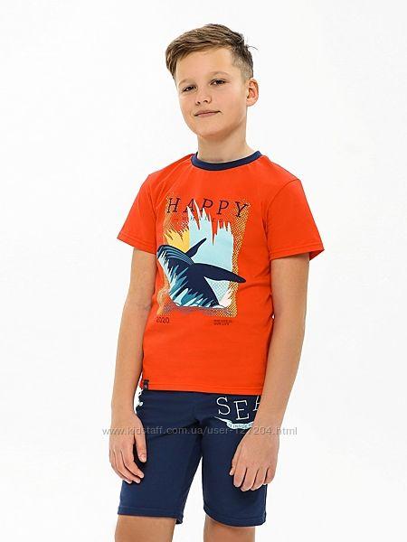 Smil Смил летний костюм шорты футболка 158р