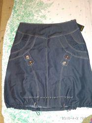 Спідниця під джинс ТМ S&L розмір 46