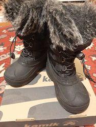 Зимові чобітки ТМ Kamik, розмір 27