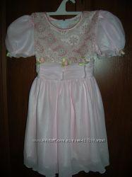 платье нарядное на утренник