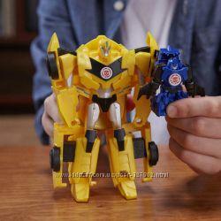 Transformers Трансформеры Роботы под прикрытием Бамблби Bumblebee Оригинал