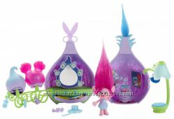 Салон красоты Тролли DreamWorks Trolls Poppy Stylin Pod Hasbro Оригинал