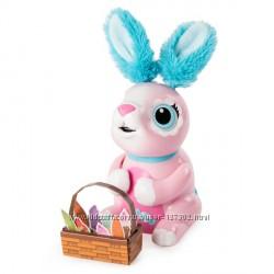 Интерактивный голодный кролик Жевастик Hungry Bunnies Chewy Rabbit Оригинал