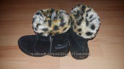Замшеві сапожки KangaRoos 31р.