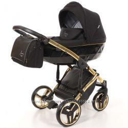 Детская коляска 2 в 1 Tako Junama Diamond Limited Gold