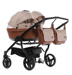 Детская коляска для двойни Tako Corona Duo