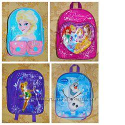 Рюкзак сумка фирменные для девочек Disney. Оригинал