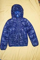 Теплая демисезонная куртка Pocoplano. Италия. Размер 140