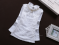 Нарядная кружевная с жемчугом блузка реглан гольф р. 120-160