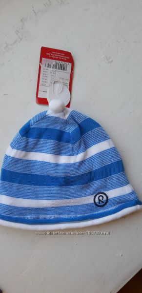 хлопковая шапка Reima Spela 46, 48, 50, 52 р.