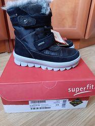 Зимние ботинки сапоги Superfit Flavia 25, 29