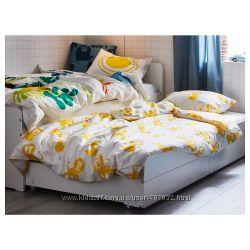 Детская кровать двухярусная SLAKT IKEA