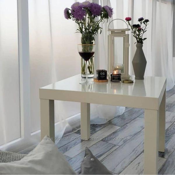 Придиванный столик LACK ikea