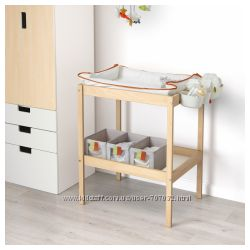 Стол для пеленания SNIGLAR IKEA