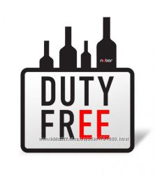 Duty free Напитки Лидер продаж