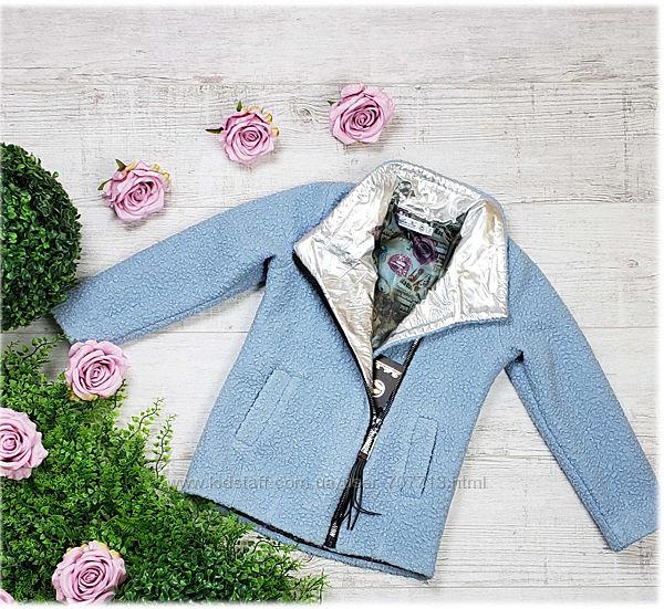 Пальто для девочек 134-152р. 795