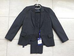 Школьный костюм для мальчиков 6-12 лет.715