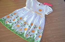 Плаття з квітковим прінтом