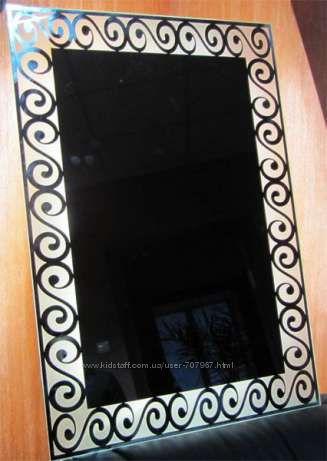 Зеркало с подсветкой 800х600мм