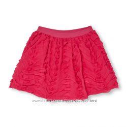 Нарядная красивая юбка Childrens place с 3-D эффектом,  на девочку 5-8 лет