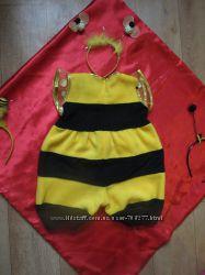 Новогодний костюмчик Пчелки, размер 86 см