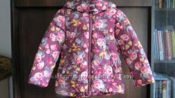 Красивая деми-курточка H&M на девочку 3-4 лет, рост 104 см