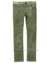 Вельветовые джинсы-скини CRAZY8 девочке, разм. 152-158 см