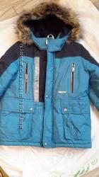 Lenne супер теплая  зимняя куртка для мальчика