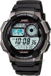 Оригинал новые мужские часы Casio AE-1000W-1B