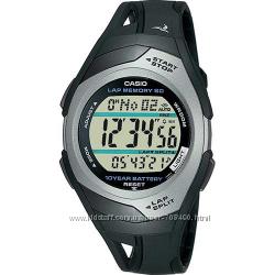 Оригинал новые Мужские часы Casio PHYS STR-300C-1V для бега.