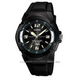 Оригинал Новые Мужские часы Casio MW600F-1AV