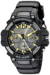 Оригинал, новые мужские часы Casio MCW-100H-9AVCF водонепроницаемые