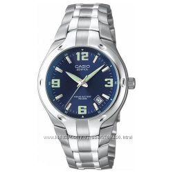 Оригинал, новые мужские часы Casio EF106D-2A водонипроницаемые