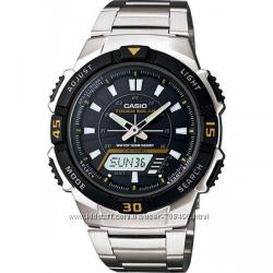 Оригинал новые мужские часы Casio AQ-S800WD-1E солнечная батарея