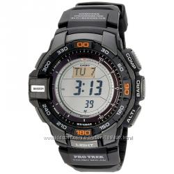 Оригинал новые мужские часы Casio ProTrek PRG-270-1 Solar