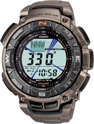 Оригинал новые часы Casio PRG-240T-7E ProTrek TITANIUM